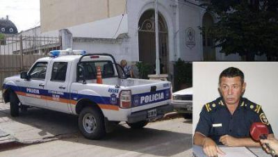 EL JEFE DE POLICÍA COMUNAL 9 DE JULIO DETUVO A UN OFICIAL DE BRAGADO ACUSADO DE VARIOS ILÍCITOS