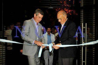 El Sindicato de Salud Pública inauguró el nuevo edificio del Instituto de Capacitación