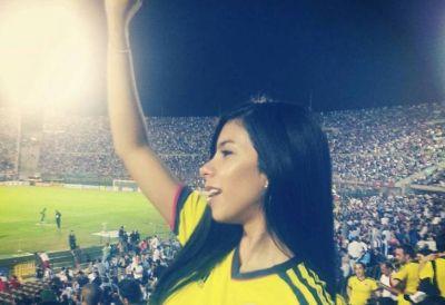 La bella novia del colombiano asesinado no quiere quedarse en Argentina