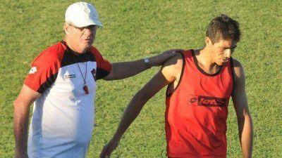 Fútbol. Patronato: Lippi definió el equipo para enfrentar a Aldosivi