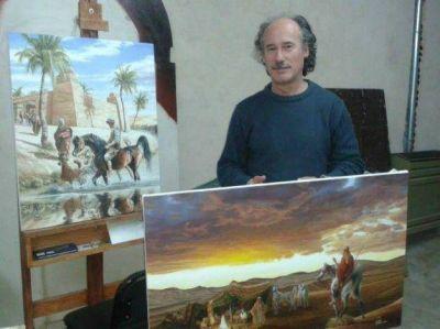 Rubén Bustillo consagra sus trabajos en el mundo