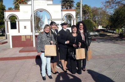 Reconocieron a Graciela Trinchín en la Cámara de Diputados de la Nación