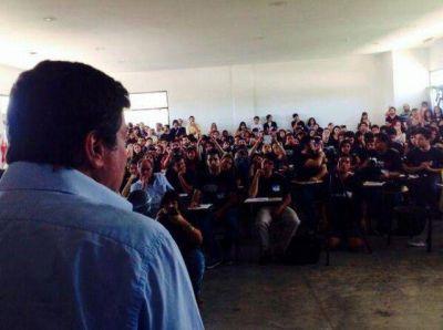 El Vicegobernador inaugur� el I Foro Universitario de Pensamiento Nacional y Latinoamericano