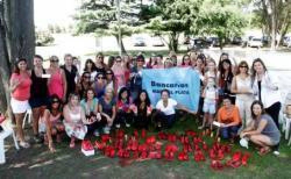 La Bancaria homenajeó a las mujeres en su Día