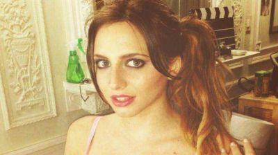 """Annalisa Santi enojada en Twitter: """"¿Pueden dejar de decir que soy bizca?"""""""