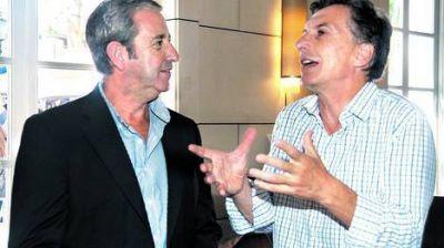 En Mendoza, Macri y Cobos hablaron de la posibilidad de un acuerdo