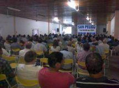 Se fortalece la Multisectorial: Juntas de Gobierno, la Mesa de Enlace y vecinos criticaron el impuestazo