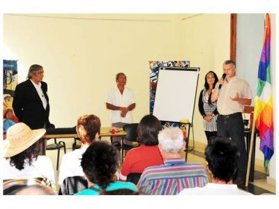 Ateneo de Lengua y Cultura Guaraní abrió sus puertas en Entre Ríos