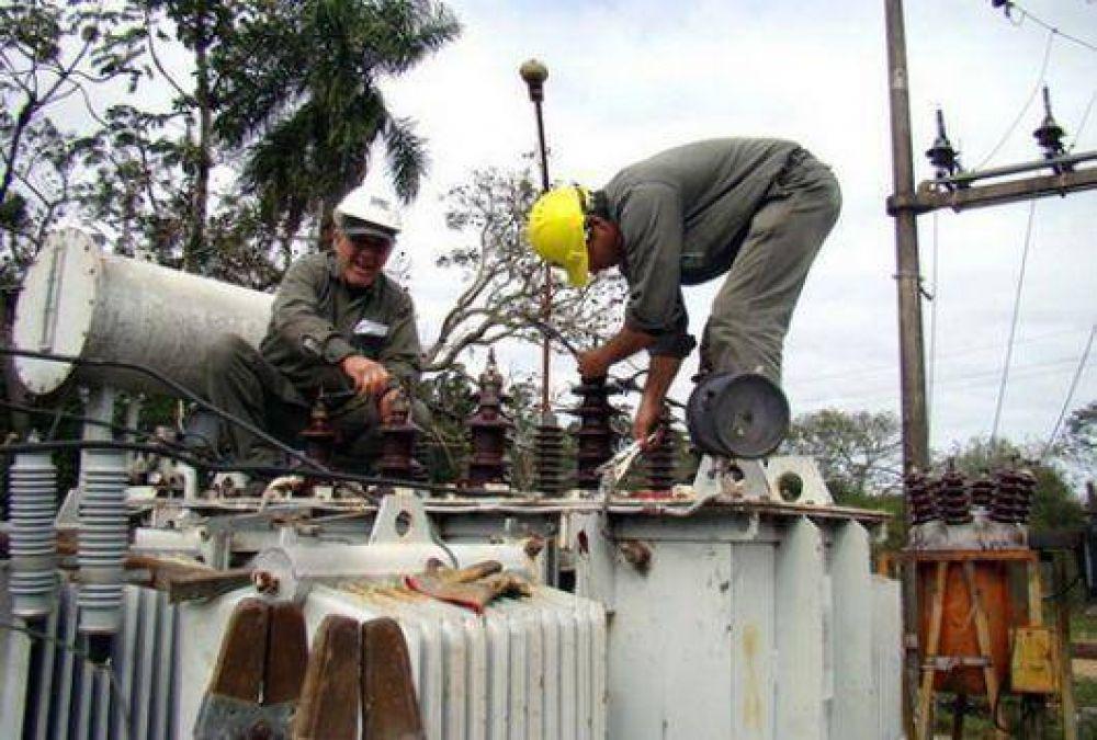 Garantizan seguridad de trabajadores de la Dpec