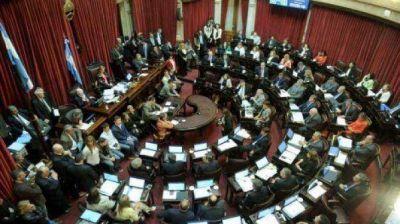 El Senado tendr� una agenda agitada: recibir� a Capitanich y comenzar� a tratar el acuerdo por YPF