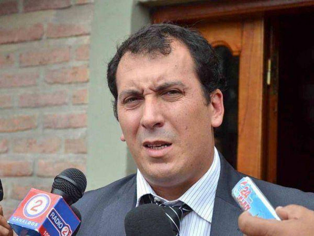 Pierazzoli ratificó el ofrecimiento salarial a los gremios estatales