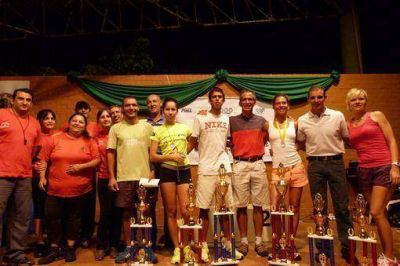 Atletismo: Ober� vivi� otra fecha del Gran Prix Nocturno