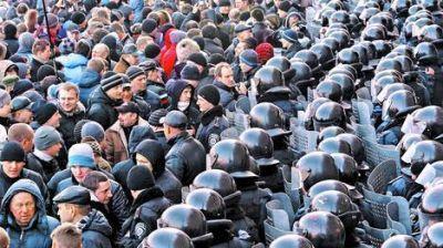 Nuevos choques en las calles entre pro rusos y nacionalistas ucranianos