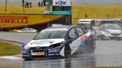 Luciano Farroni logró un gran triunfo en el TC2000