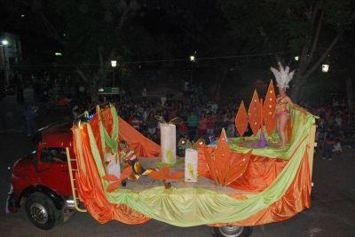 Los carnavales de Olta de desarrollaron con total éxito