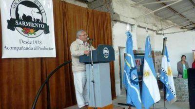 En Sarmiento destacaron el compromiso del gobierno provincial con el sector rural