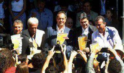La Fiesta de la Vendimia adelantó el escenario político posterior al Mundial