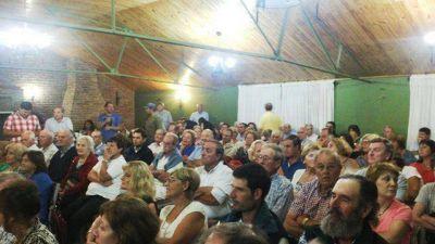 El PRO local destaca la visita de Vidal y De Angeli