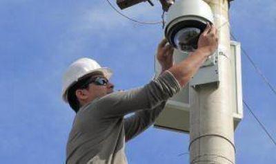 Pellegrini: Instalarán más cámaras de seguridad