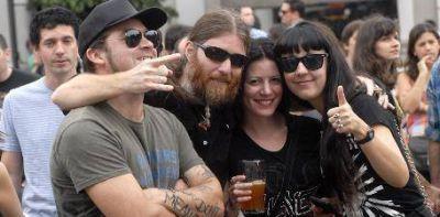 La fiesta de la cerveza artesanal en la ciudad