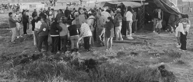 Tras promesa de Vivienda: Levantaron el corte en San Nicolás de Bari y ruta 38