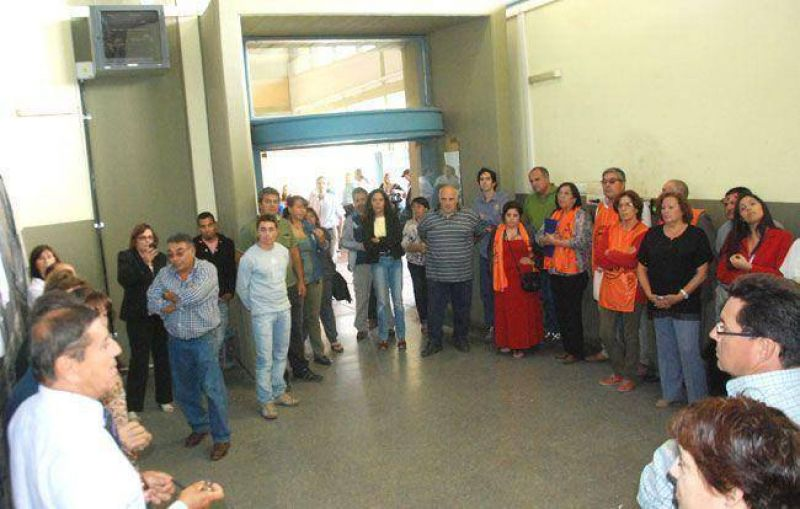 La Intersindical anuncia una marcha y anticipa el rechazo al 26% de aumento