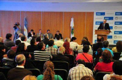 Los sectores públicos y privados expusieron la falta de respuesta de Ecogas
