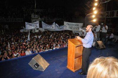 """""""Las mujeres acompañamos al proyecto de transformación política, económica y social del país"""""""