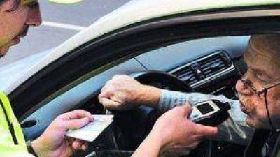 Alcoholemia: r�cord de autos secuestrados en distintos operativos