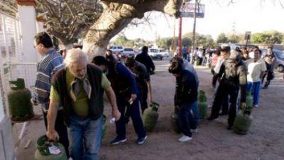 Comerciantes abusan del precio que le ponen al gas envasado