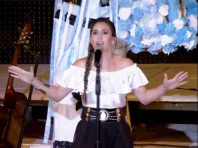 Soledad, el Huracán de Arequito, hizo cantar al Frank Romero Day