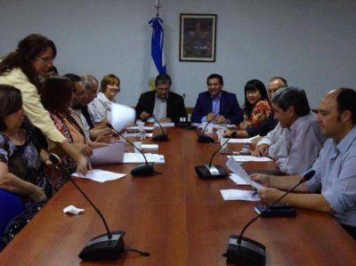 Diputados nacionales preparan encuentro regional en Chaco