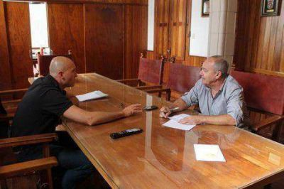 Nuevo Director de Cultura en la Municipalidad de Daireaux