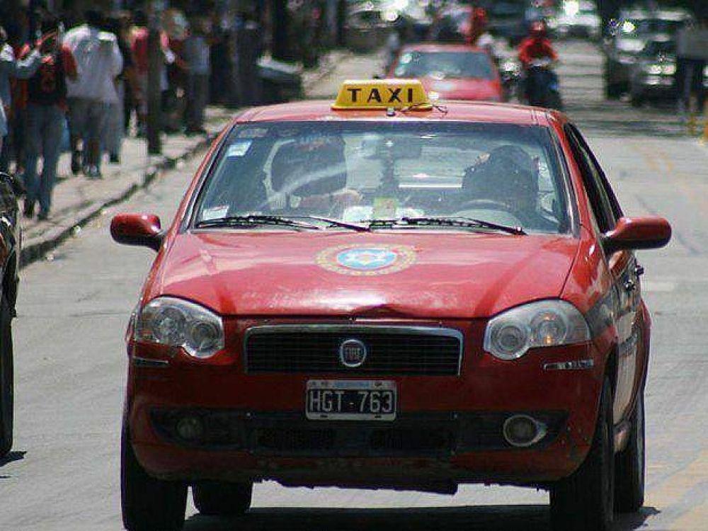 Taxistas marcharán y cortarán calles