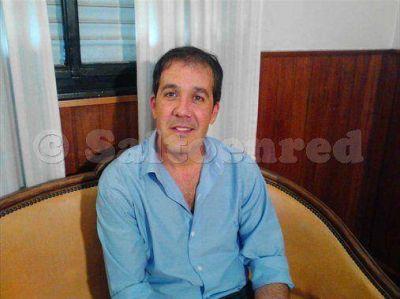 El Dr. Alberto Perez nos informo sobre su presencia acompa�ado con otros representantes locales en este acto