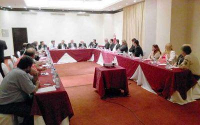 Entre Ríos participó de la I Asamblea del Consejo Litoral Turístico