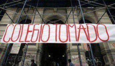 Toma del Nacional: procesaron al alumno que amenazó al rector