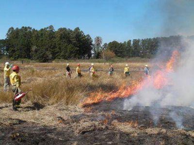 Loreto: capacitarán en combate de incendios