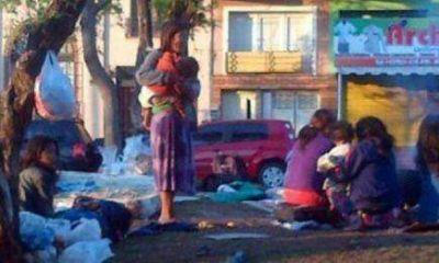 El Ministro de DDHH pidió que no entreguen dinero a los aborígenes en situación de calle