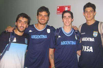 El básquetbol de Argentina, con marplatenses, arrancó con todo