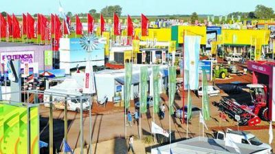 Hoy inauguran Expoagro, la mayor muestra del campo