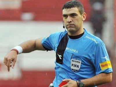 Saúl Laverni fue designado para Tigre-Godoy Cruz