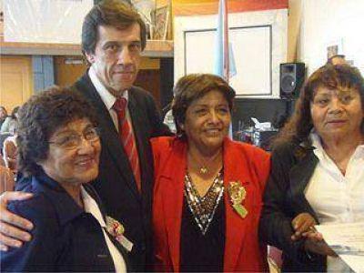 Concejales rindieron homenaje a las mujeres jujeñas