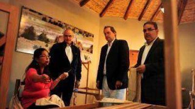 Mera propuso envión a la producción de camélidos y una reactivación