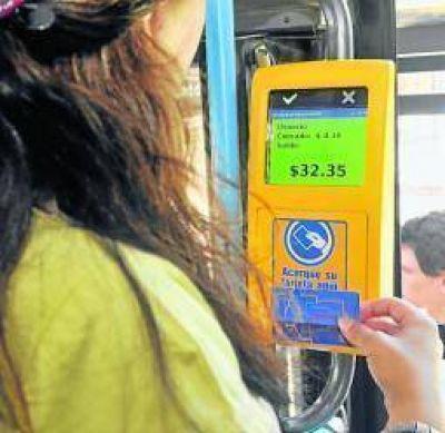 Desde fines de marzo el colectivo urbano suma boleto electrónico