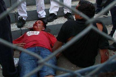 El bochorno de siempre: tras la batalla en Quilmes, nadie asume responsabilidades