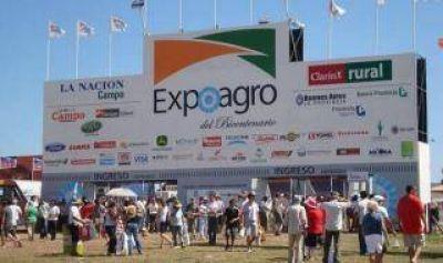 Expoagro 2014: Scioli inaugura la megamuestra del campo junto a Bonfatti y De la Sota