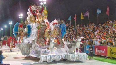 Este viernes entregan los premios del Carnaval 2014