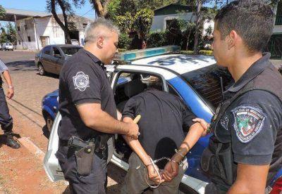 Vecinos casi linchan a un ladrón