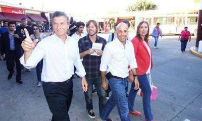 Macri y Vidal desembarcaron en Pilar con la mira en el 2015